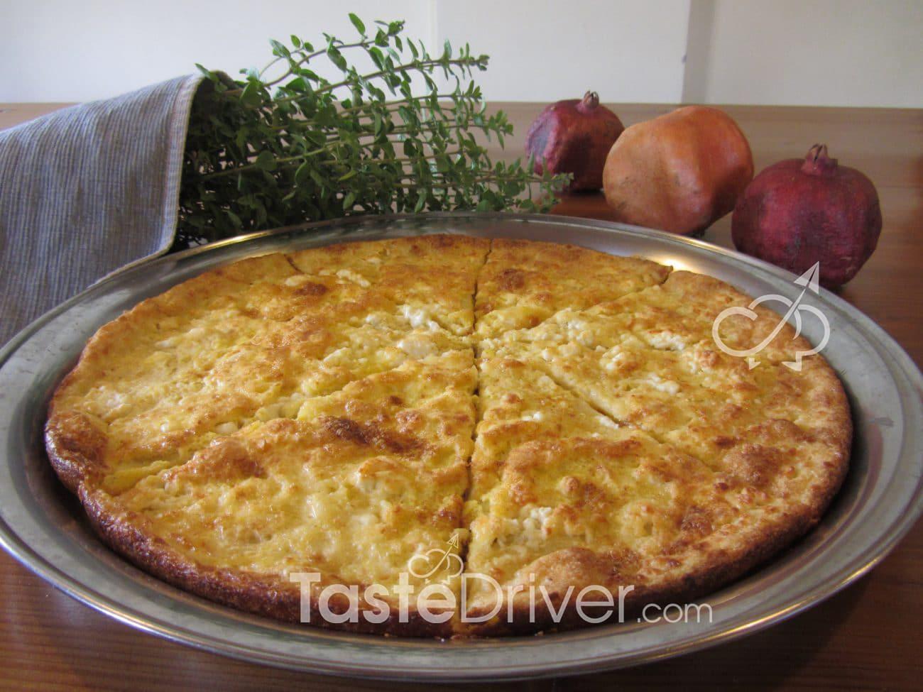 Η αυθεντική συνταγή της Πίτας Ζαγορίου
