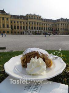 applestrudel-castle-vienna