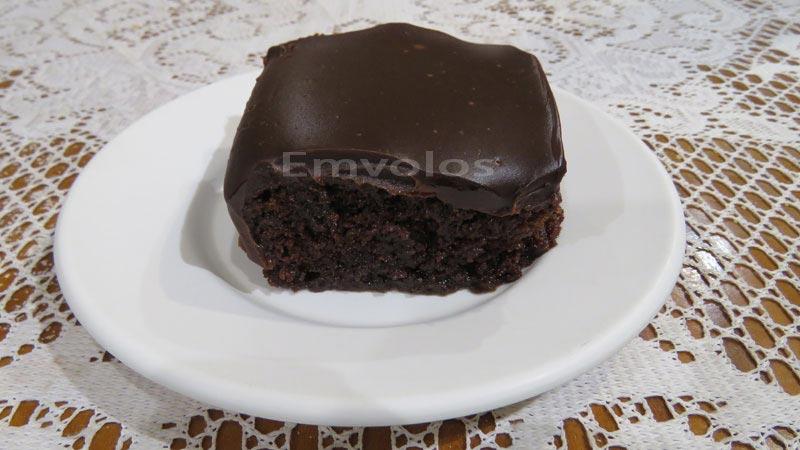Σοκολατόπιτα πειρασμός