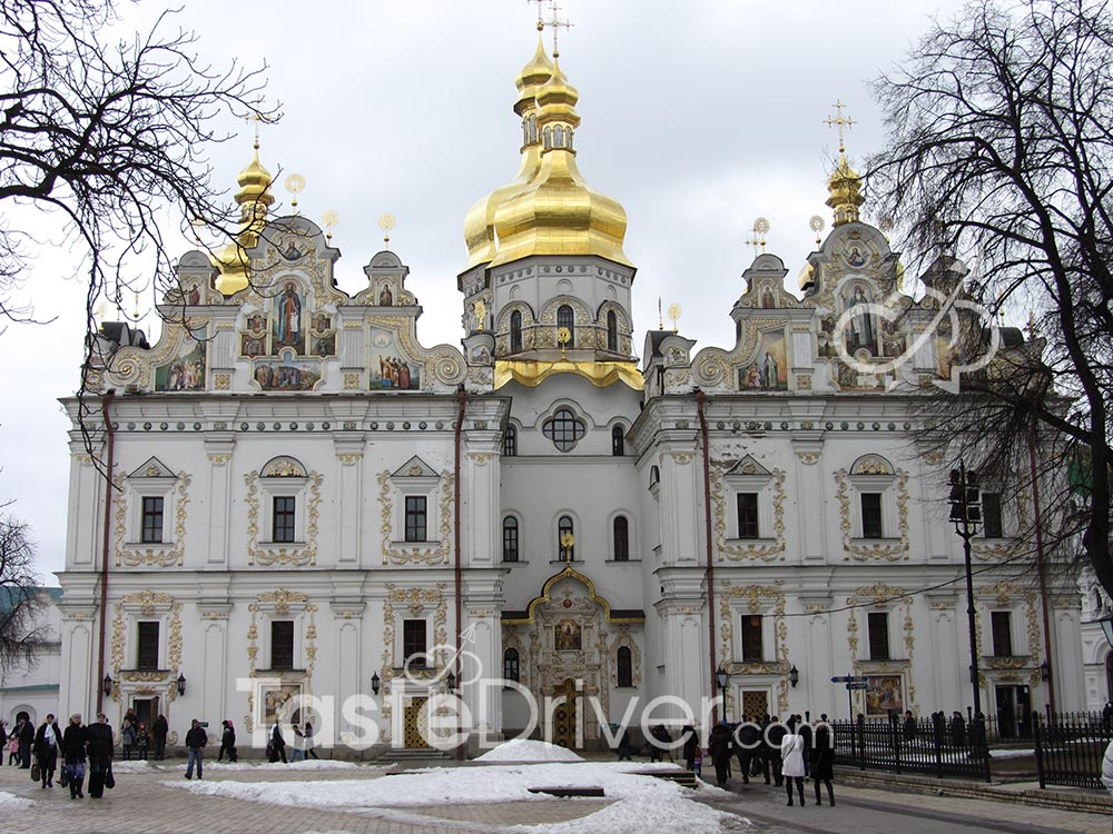 Monastery-of-Pecherska-Lavra