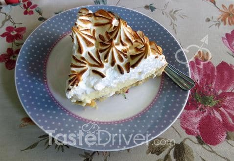 Helen's lemon pie