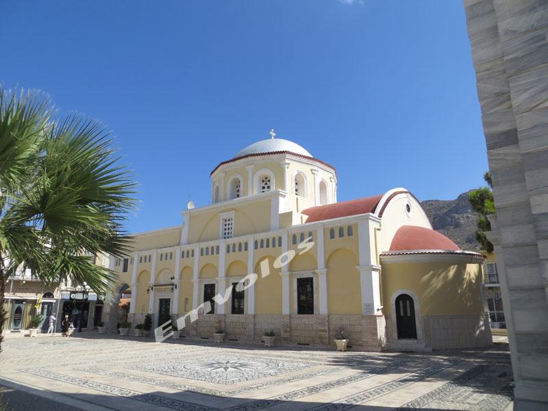 Kalymnos-church