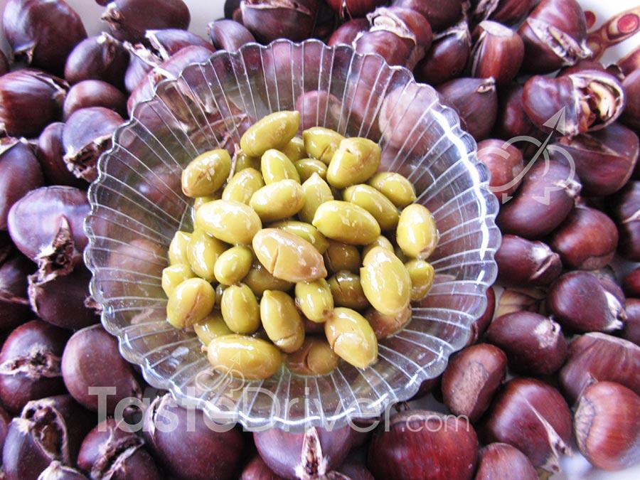 Φτιάξτε ελιές τσακιστές λεμονάτες
