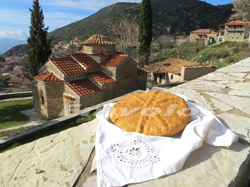 Το γλυκό ψωμί της Στρέμνιτσας η μπογάτσα