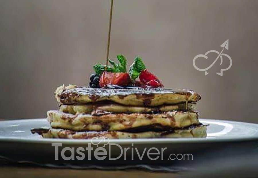 Pancakes ή αλλιώς τηγανίτες