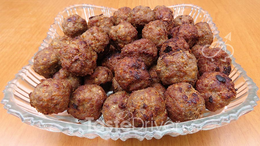 Meatballs from Mytilene