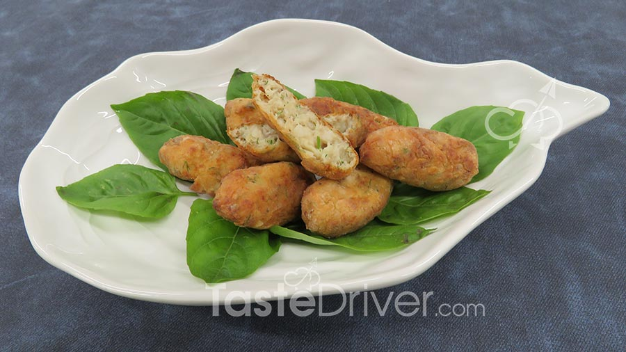 Fish-balls from Constantinople