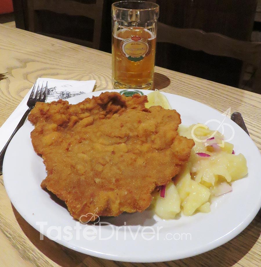 Βιεννέζικο Σνίτζελ  ( Schnitzel )