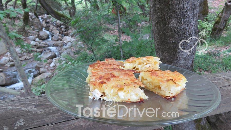 Αυγόπιτα, μία μακεδονίτικη πίτα