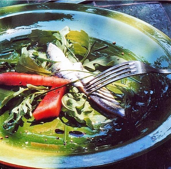 πιάτο,σαρδέλα,Gerard, Vives