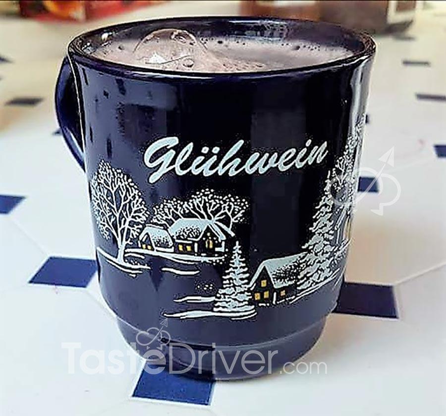 Glühwein, the aromatic wine of Christmas