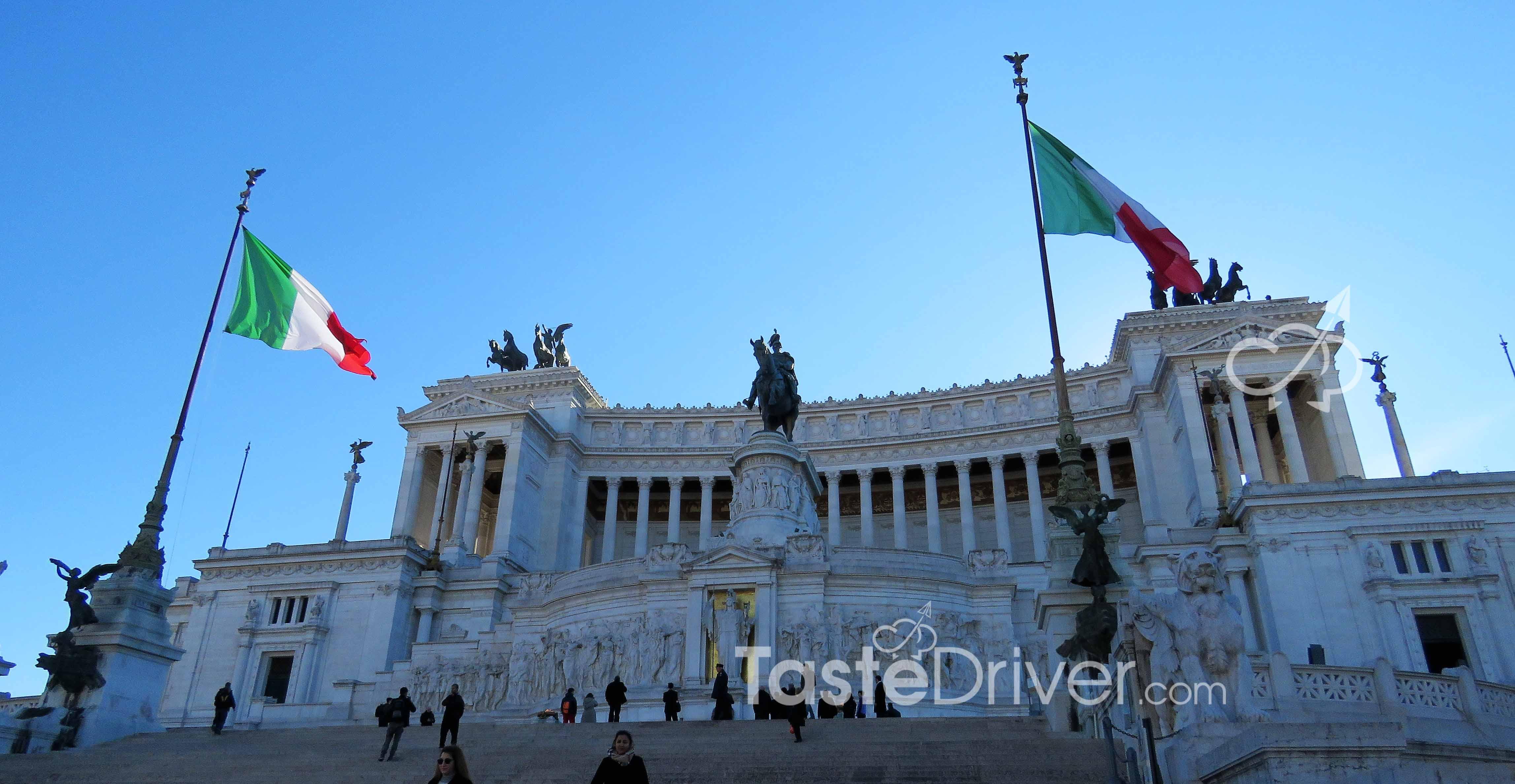 Ρώμη, Χριστούγεννα, μνημεία, γαστρονομία