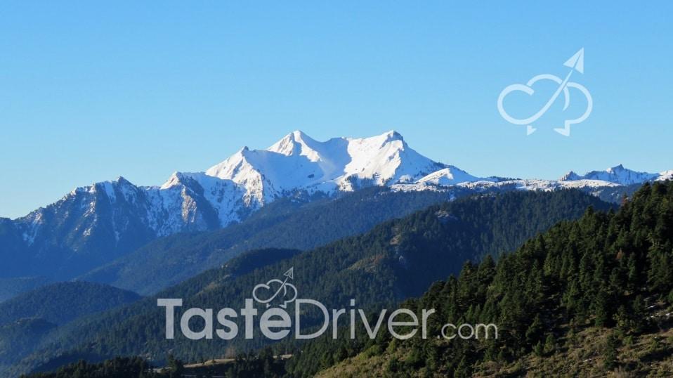 eurutania, mountain, βουνά, ευρυτανία