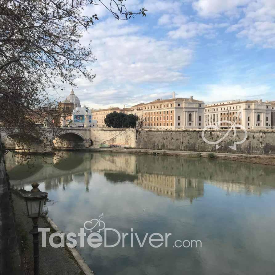 Rome River Tiveris