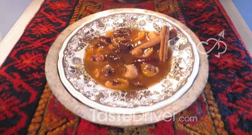 Χοσάφ, εθιμική γεύση των Θεοφανίων για τους Καππαδόκες