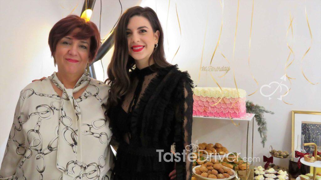 Η Μαριέττα και η κόρη της