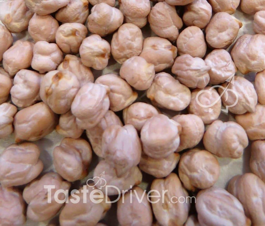 revithia, chickpeas