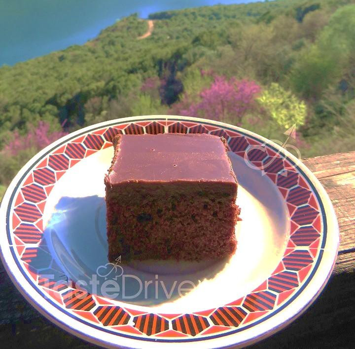 Σοκολατόπιτα Μοναστηριακή