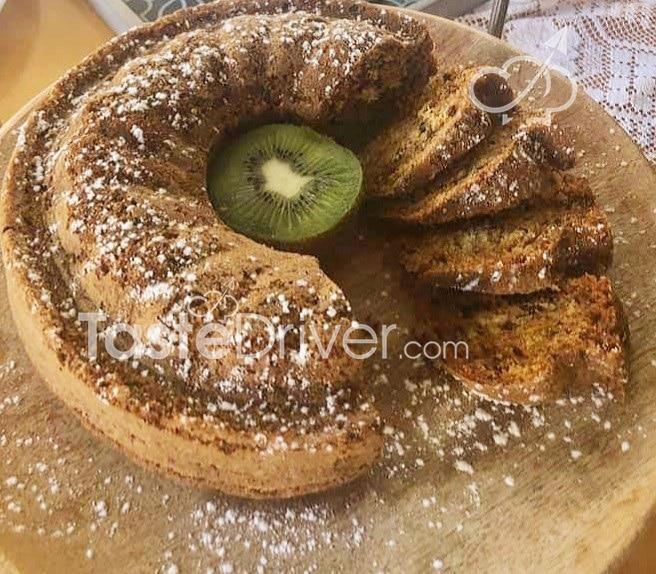 Κέικ καρότου του Loriet