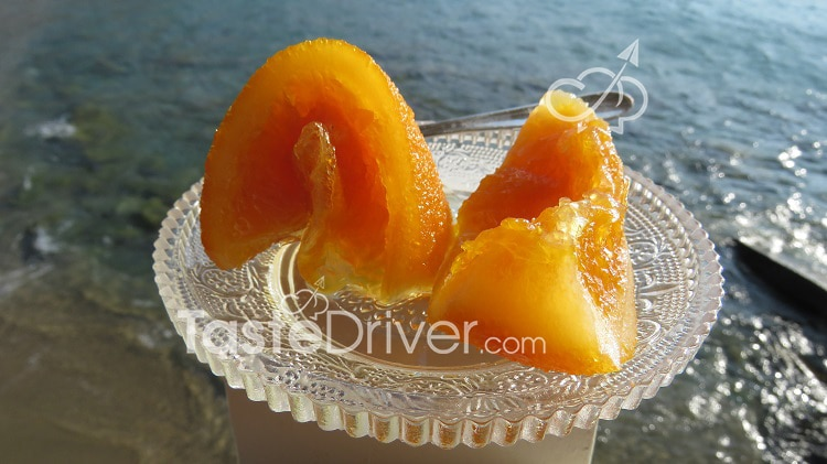 Γλυκό πορτοκάλι του κουταλιού