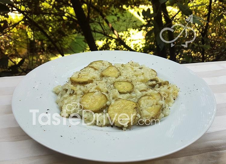 Tata's zucchini rice