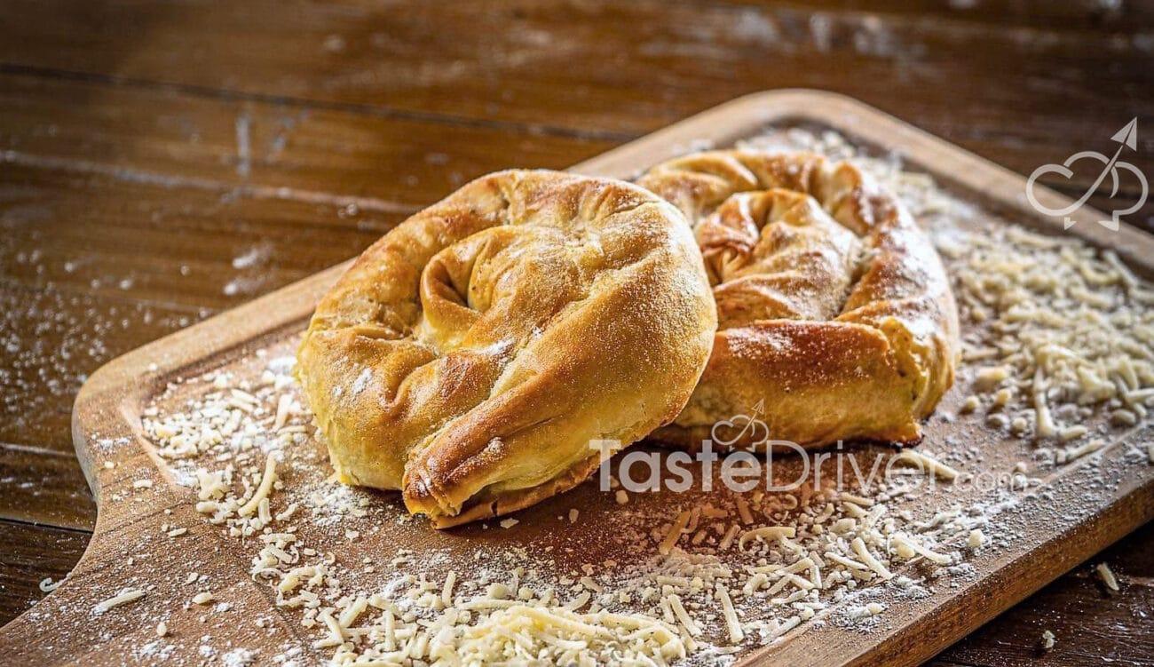 Mountain cheese pie